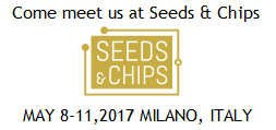 Meet us @Seeds & Chips