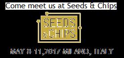 Meet us @Seeds & Chips